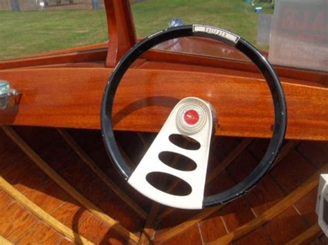 Vollrath Boat Steering Wheel where the heck is chetek and why should anyone care