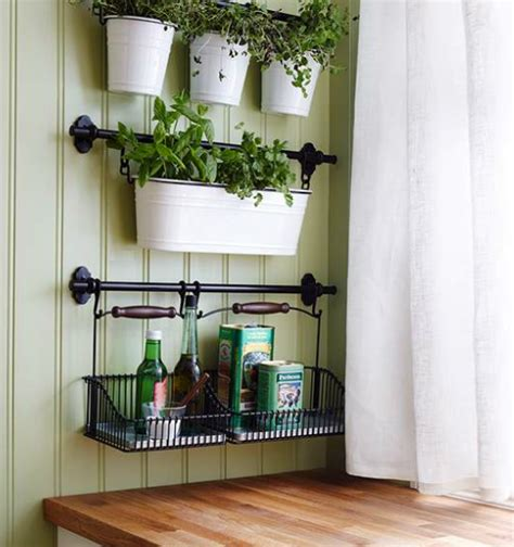 ikea wall hanging storage five free ikea kitchen design hacks