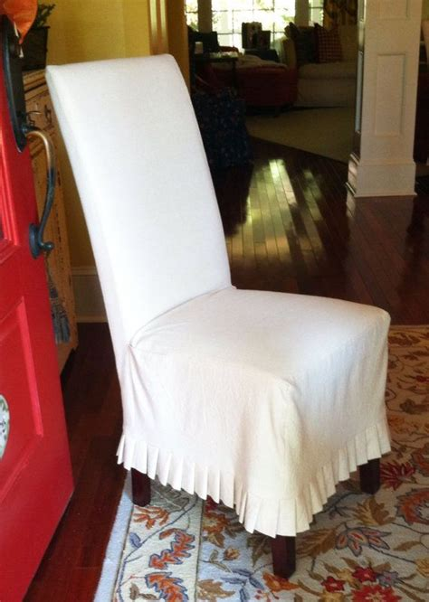 Parsons Chair Slipcovers Shabby Chic by Shabby Chic Parson S Chair Slipcover