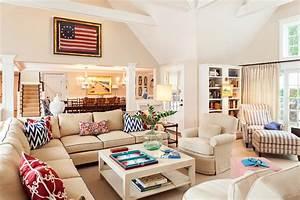 Americana Decor - Red, White, and Blue Decor Ideas for