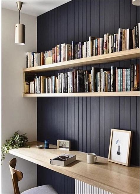 bookshelf desk ideas  pinterest ikea desk top