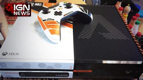 respawn employees get titanfall branded xbox one consoles