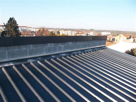 toiture bac acier isolé toiture en bac acier install 233 e 224 mende