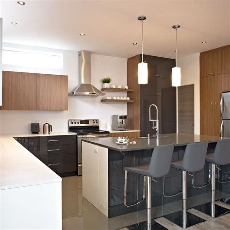 cuisines beauregard kitchen project  urban concept
