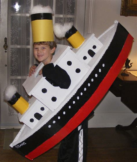 Titanic Boat Costume by Costumes For If You Re Them Start
