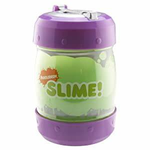 Amazon.com: Nickelodeon Slime Can in Purple: Toys & Games
