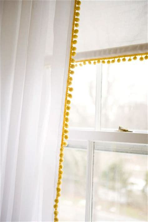 top 25 best pom pom curtains ideas on diy