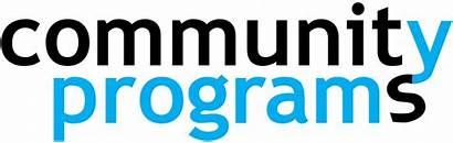 Community Programs Department