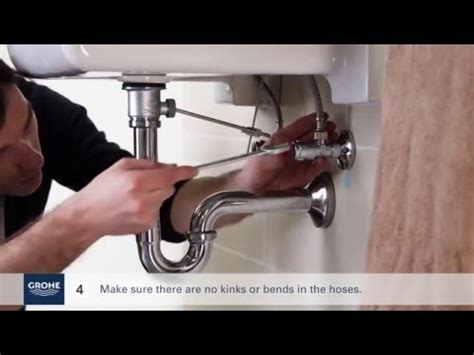 How to repair a leaking flick mixer tap   FunnyDog.TV