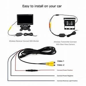 Wireles Backup Camera Wiring Diagram