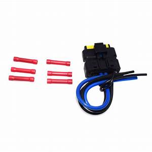 New Window Motor Module Wiring Harness Connector Plug Kit