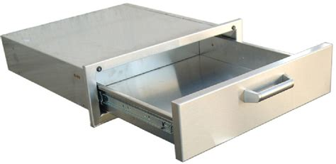 Pcm Bbq Island Utility Drawer 260 Series Stainless Steel