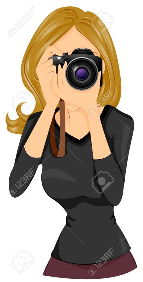 13237 photographer taking a picture clipart photographer taking a picture clipart grapher