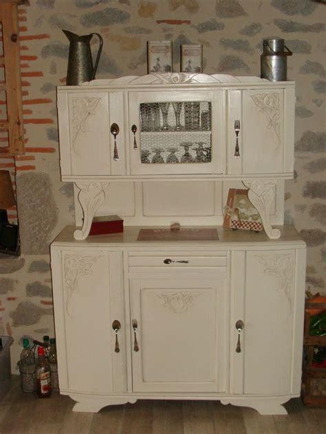 Amenager Chambre Bebe Peindre Cuisine Chene En Blanc Photo Buffet De Cuisine Relooke
