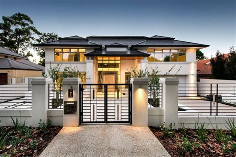 modern front yard designs  ideas renoguide australian renovation ideas  inspiration