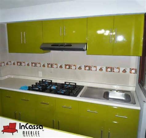 cocina minimalista mod madison   modulos