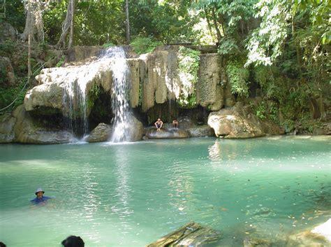 Trekking Erawan National Park Thailand Travel