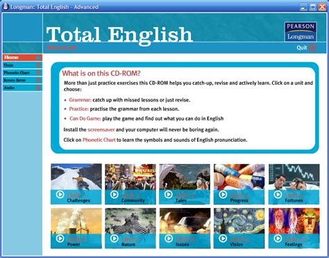 total english advanced students book  audio cds
