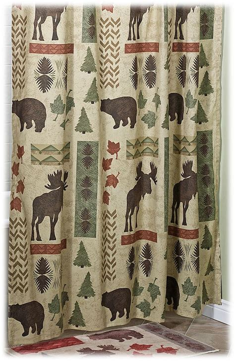 bacova 174 big country shower curtain bass pro shops