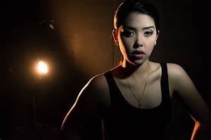 how to dramatic portrait lighting using nothing but lamps With dramatic outdoor lighting photography