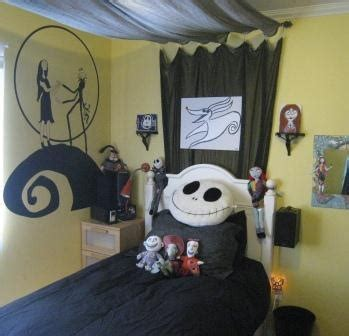 nightmare before themed bedroom 17 best ideas about curtain bed on bed