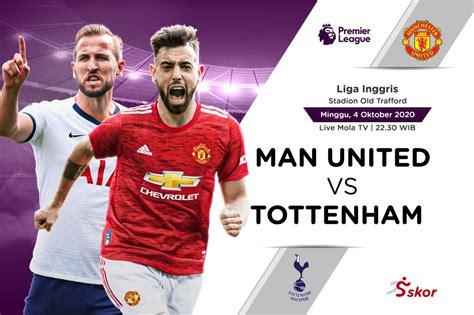 Link Live Streaming Liga Inggris: Manchester United vs ...