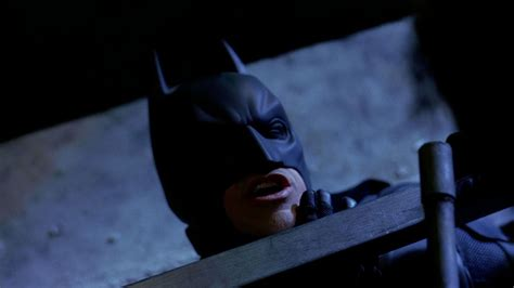 Christian Bale Infamous Dark Knight Voice Was The Only