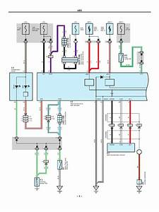Toyota Hilux Diagrama Del Abs Esquema Electrico