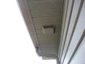 soffit bath fan ventilation internachi inspection forum