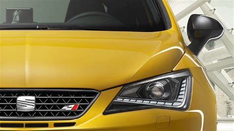 Seat Ibiza Cupra concept 2012 - Mad 4 Wheels