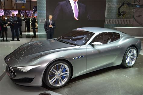 Maserati Car : Maserati Alfieri Concept To Become Electric Tesla Rival In