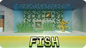 Minecraft Aquarium / Fish Tank Tutorial (Decoration