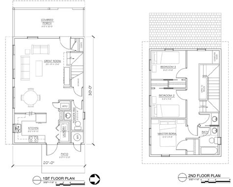 20x30 Plans?  Small Cabin Forum