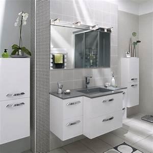 10 astuces pour amenager une petite salle de bains With amenager la salle de bain