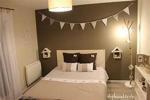 Deco Chambre Ami : diy d co chambre cosy une guirlande et le avant apr s st phanie bricole ~ Melissatoandfro.com Idées de Décoration