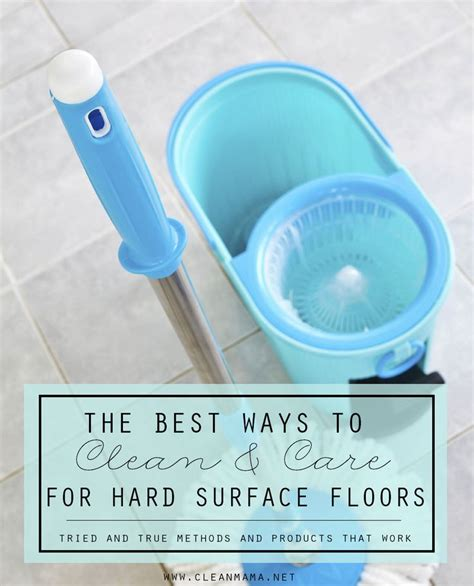 best surface floor cleaner the best way to clean and care for hard surface floors floor care floor cleaning and vinegar