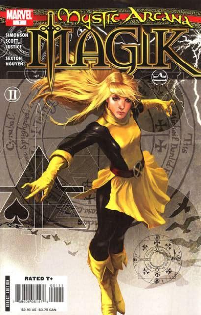 arcana chthon mystic sphinx comic