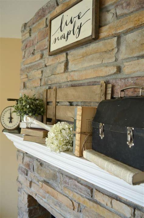 tips  decorating  mantel fireplace decor