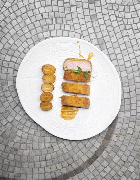 cote cuisine fr3 recette côte de veau milanaise et pommes de terre grenailles pour