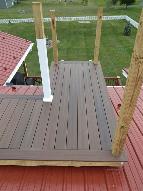 decking plastic wood composites top notch general