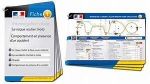 Fiche Moto 12 : les fiches du permis moto en vid o ~ Medecine-chirurgie-esthetiques.com Avis de Voitures