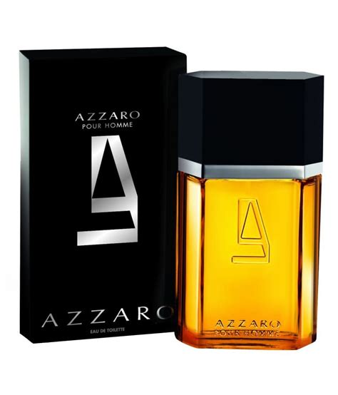 Azzaro Pour Homme Azzaro Pour Homme Edt 100 Ml Buy At Best Prices In India Snapdeal
