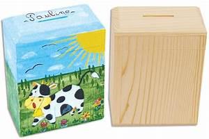 Faire Une Tirelire : tirelire boite rectangulaire tirelire t te modeler ~ Nature-et-papiers.com Idées de Décoration