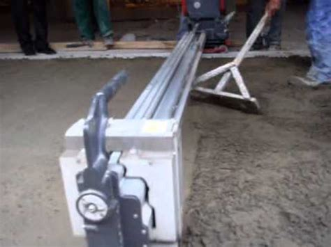 DEEWAN   Concrete Leveling Machine   YouTube