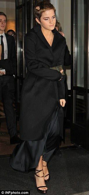 Harry Potter Premiere Emma Watson Red Carpet Touch