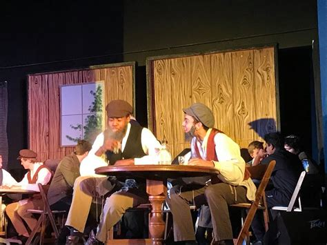 fiddler roof jr holy family academy manchester nh