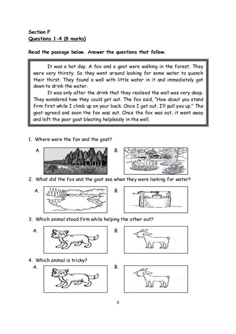 worksheet for year 1 kssr kidz activities