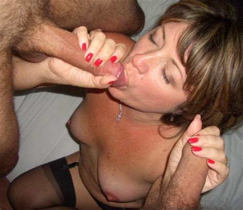 Mature Wife Takes Two Cocks