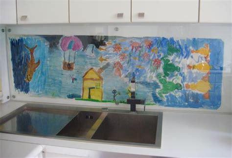 protege mur cuisine applications aimants protège mur dans la cuisine