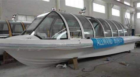 passenger inflatable  boat  allmand boats